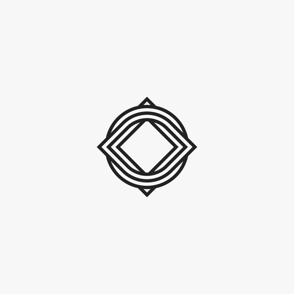 square-circle-monogram